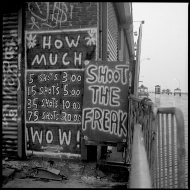 Shoot The Freak (now sadly gone)