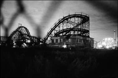 Thunderbolt Rollercoaster (now demolished)