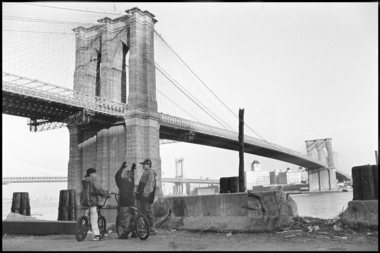 Brooklyn Bridge & Boys