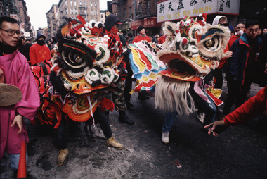 Dragon dance nyc