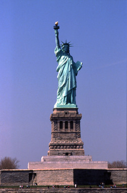 Statue of Liberty, NYC (1998)