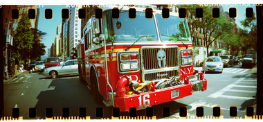 NY Fire Engine