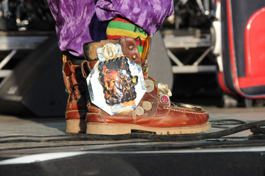 Lee 'Scratch' Perry's Boots