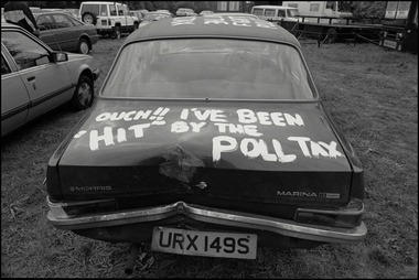 Poll Tax Car