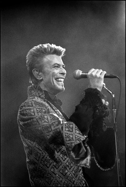 David Bowie Madison Square Garden Nyc January 9 1996