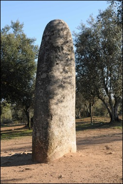 Menhir of the Almendres