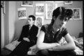 Nick Cave and Mick Harvey