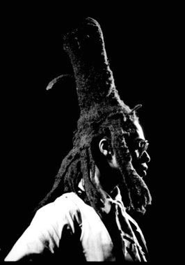 David Hinds of Steel Pulse