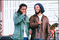 Stephen Marley and Ziggy Marley