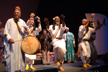 The Gnawa Master Musicians of Morocco