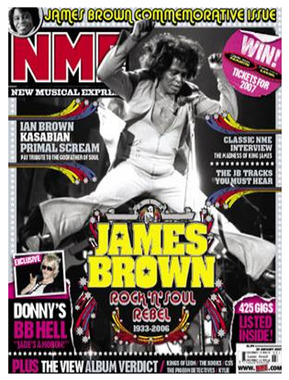 NME - James Brown
