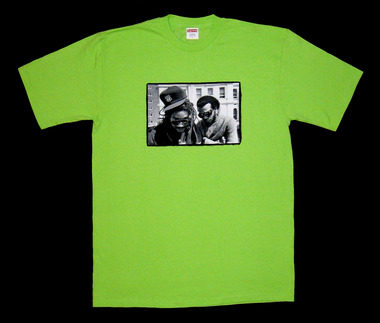 Bad Brains - Supreme tee shirt