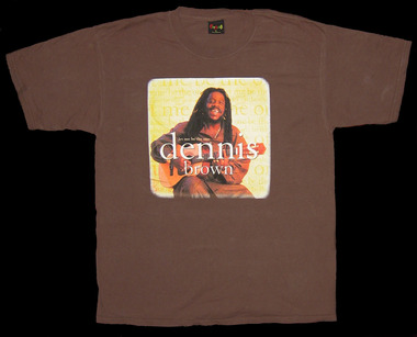 Dennis Brown tee shirt