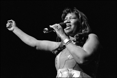Farewell Aretha. Rest In Peace.