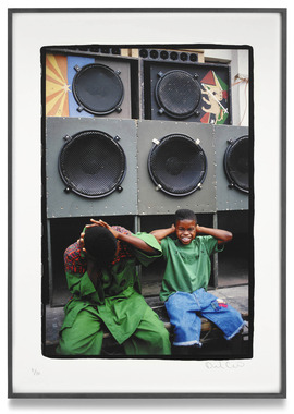 Notting Hill Carnival Sound Boys print for sale