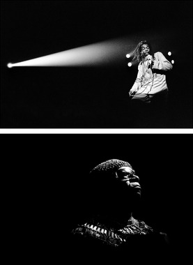 Sun Ra v Peter Tosh blog