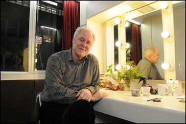 Portrait of actor John Lithgow