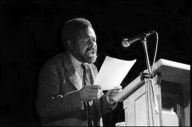 Amiri Baraka formerly known as Leroi Jones R.I.P.