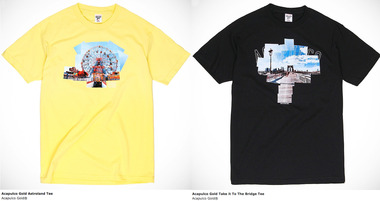 Acapulco Gold NYC Tee Shirts
